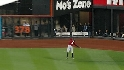 Pence&#039;s leaping catch