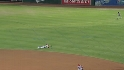 Sandoval&#039;s diving stop