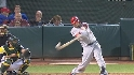 Napoli's RBI double
