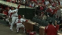 Pujols makes the grab