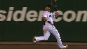 Gutierrez&#039;s running catch