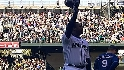 Griffey's last at-bat of 2009