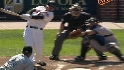 Markakis&#039; two-run homer