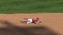 Rosales&#039; diving stop