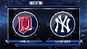 Preview: MIN vs. NYY