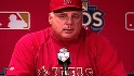 Scioscia looks ahead to ALDS