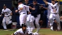 TBS, Twins radio call walk-off