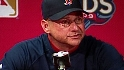 Francona on upcoming ALDS