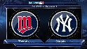Recap MIN 2, NYY 7