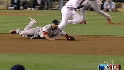 Pujols' diving stop