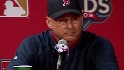 Francona on the ALDS