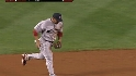 Gonzalez's diving catch