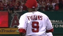 Figgins gets the out