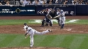 Harris&#039; RBI triple