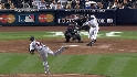 Jeter's ground-rule double