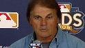 La Russa looks ahead to Game 3