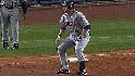 Cuddyer&#039;s three hits