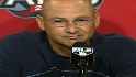 Francona talks ALDS Gm 3