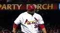 Reyes&#039; scoreless fifth