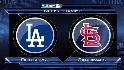 10.10.09: Padilla leads Dodgers to sweep of the Cards