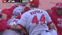 LAA@BOS Gm 3: Halos sweep Sox and earn ALCS spot