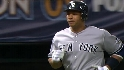 A-Rod goes yard