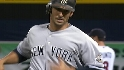 NYY@MIN Gm 3: Posada's homer puts the Yanks in front