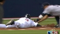 NYY@MIN Gm 3: Jeter's defense gets the lead runner