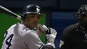 NYY@MIN Gm 3: Cano adds to the lead with a single