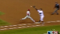Utley&#039;s infield single