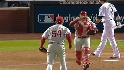 PHI@COL Gm 4: Lidge shuts door to send Phils to NLCS