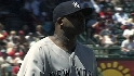 Sabathia strikes out six