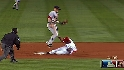 Izturis steals second