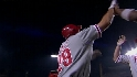 Ibanez&#039;s three-run homer