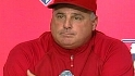 Scioscia on cold weather