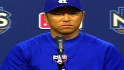 Kuroda on Game 3 start