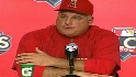 Scioscia on Game 2