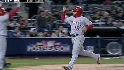 Aybar's RBI single