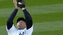 Jeter's grab in the rain