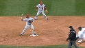 Angels' double plays