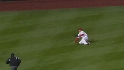 Ibanez's sliding catch