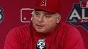 Scioscia discusses Game 3