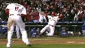 Rollins' walk-off double