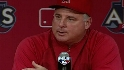 Scioscia discusses UConn tragedy