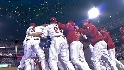 Phillies finish off NLCS