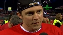 Utley checks in with MLB Tonight