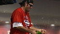 Phils celebrate NL title