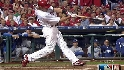 Werth&#039;s three-run long ball