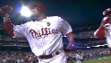 Victorino&#039;s two-run shot