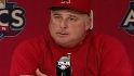 Scioscia after Game 5 win